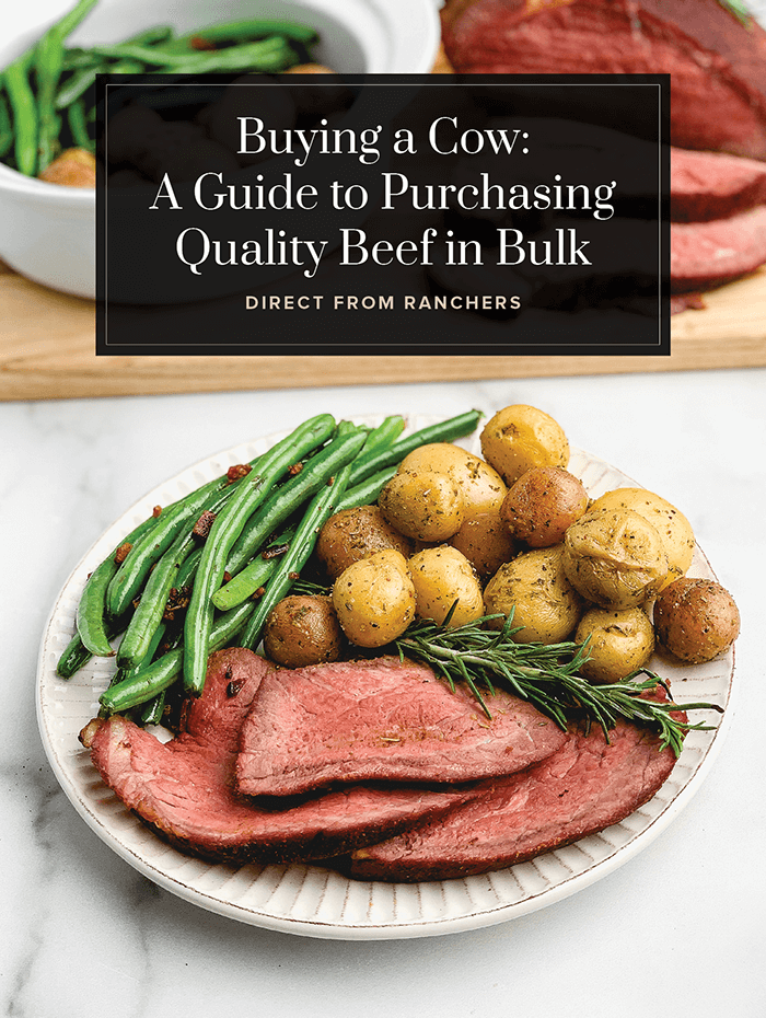 Buying a Cow: A Guide to Purchasing Quality Beef in Bulk Direct from Ranchers