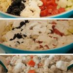 Cauliflower Ranch Summer Salad Pin