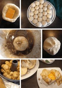 Cheesy Onion Pull-Apart Rolls Pin
