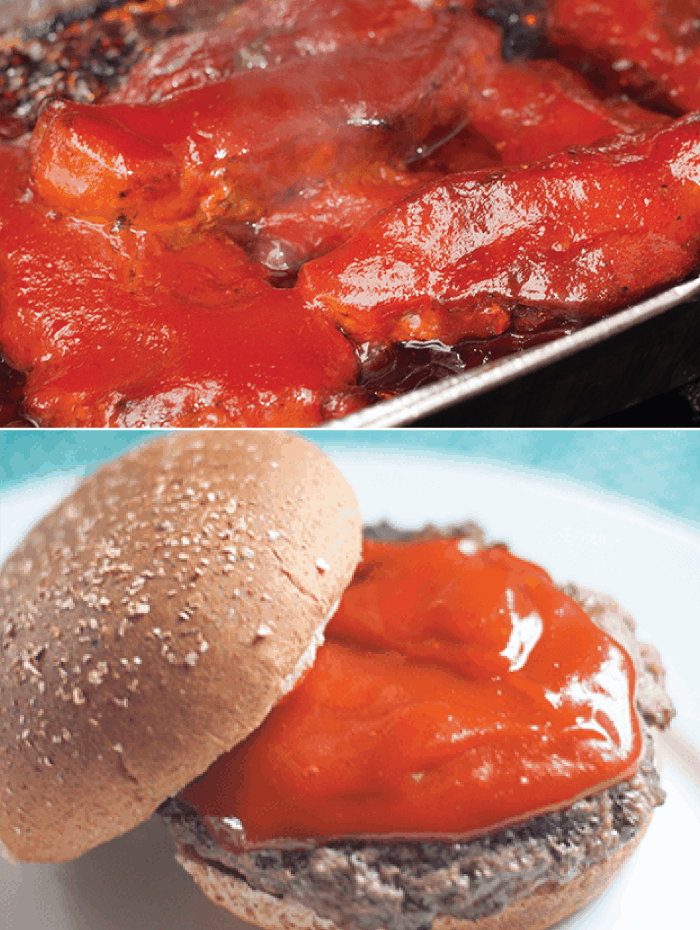 2 Ingredient Barbecue Sauce