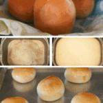 Bread Machine Buns Pin