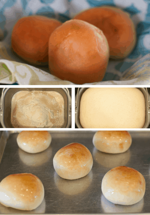 How to Make the Best Bread Machine Buns. How to make the best bread machine buns. Super easy and so soft. So delicious right out of the oven. Find the recipe here.