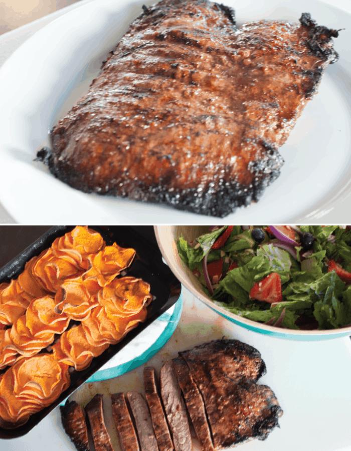 Flank-Steak-Berry-Salad