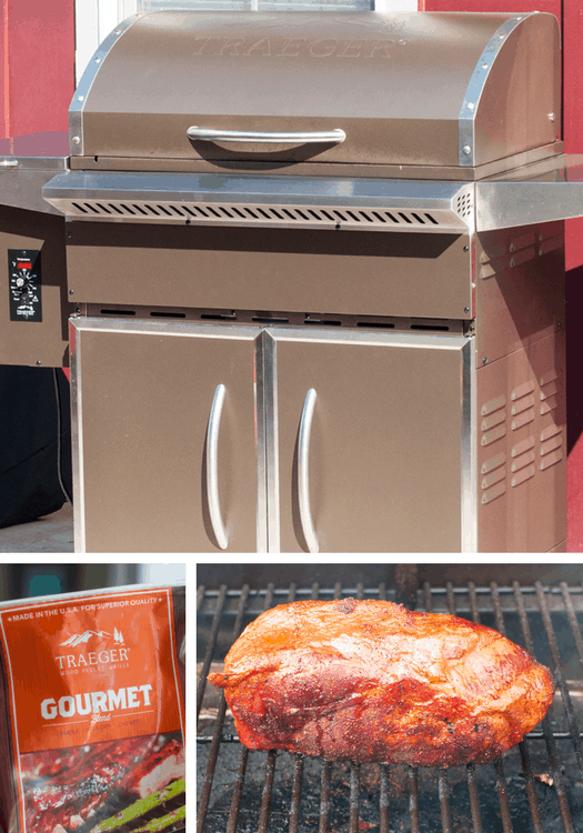 A Review of the Traeger Wood Fired Grill