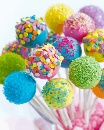 Beginners Guide to Making Cake Pops Pin