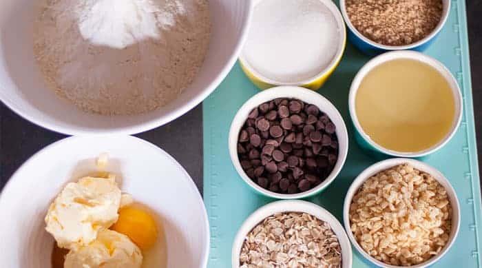 one-cup-cookies-ingredients