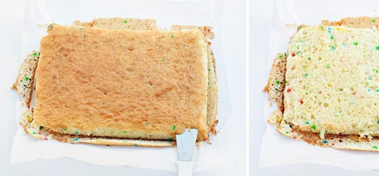 Learn the basics of making cake pops - slice cake