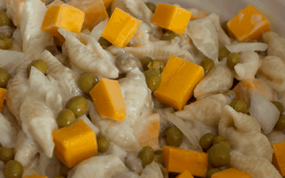Not Your Store Bought Macaroni Salad
