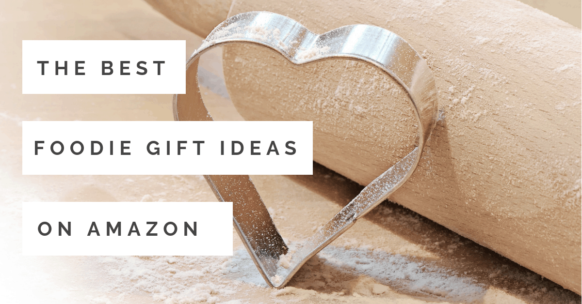 The Best Foodie Gift Ideas on Amazon FB