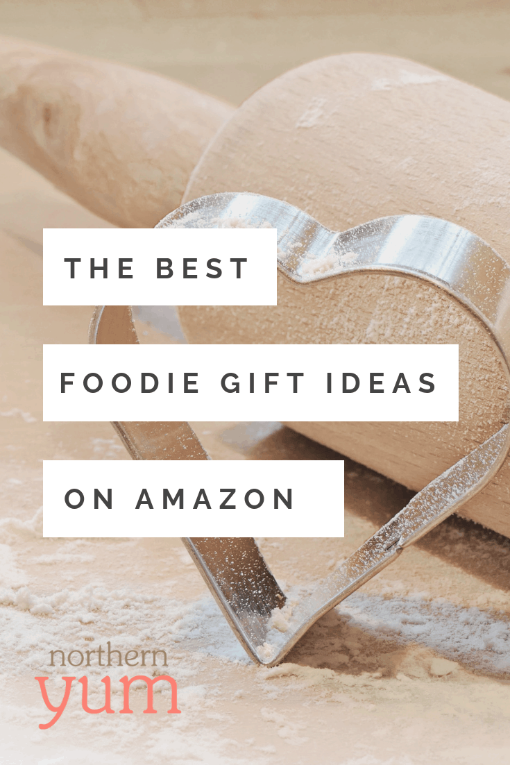 The Best Foodie Gift Ideas on Amazon Pin