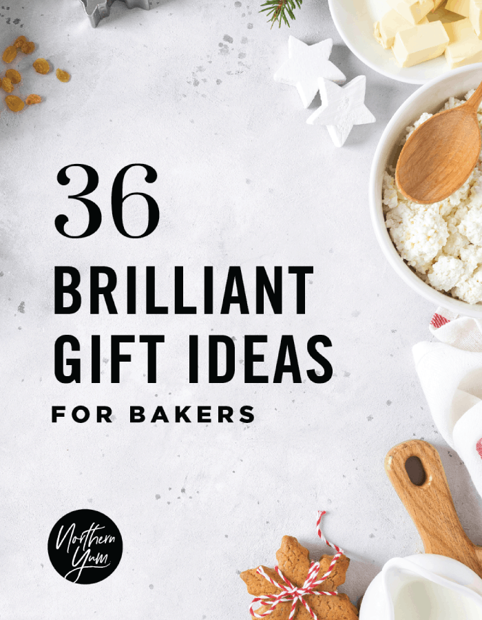 36 Brilliant Gift Ideas for Bakers