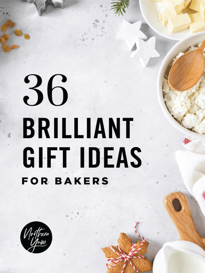 36+ Brilliant Christmas Gifts for Bakers
