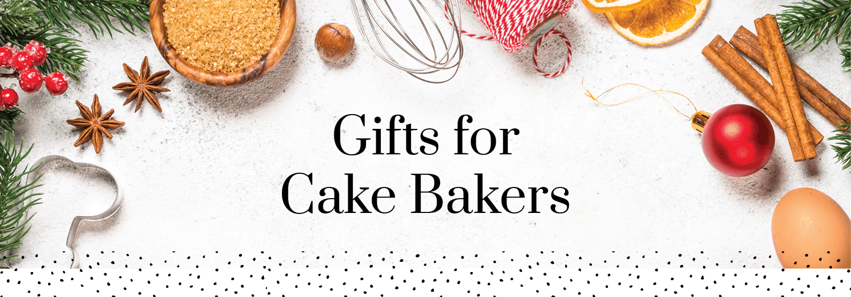 Gifts for Cake Bakers