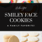 Smiley Face Cookies Pin 2