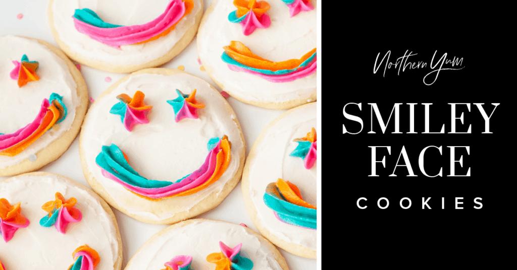 Smiley Face Cookies Header